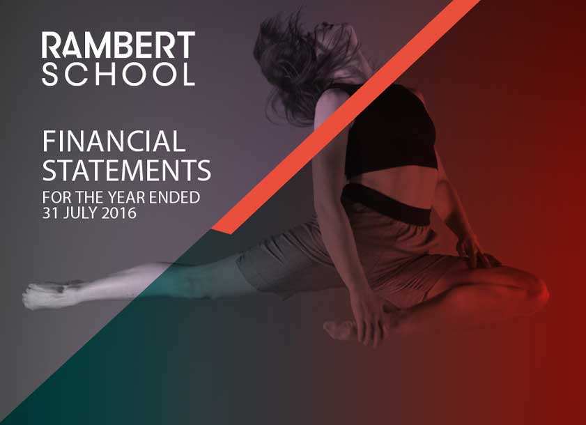Dance college finance subjects