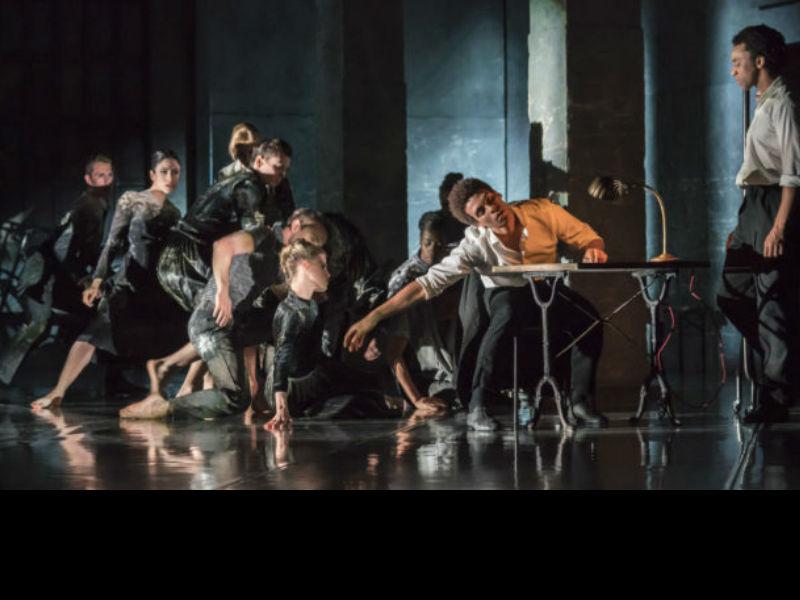 Rambert dance company