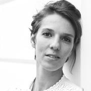 black and white headshot Antonia grove