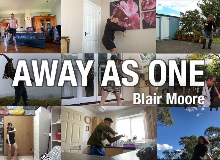 Away as one by Blaire Moore thumbnails of video clips