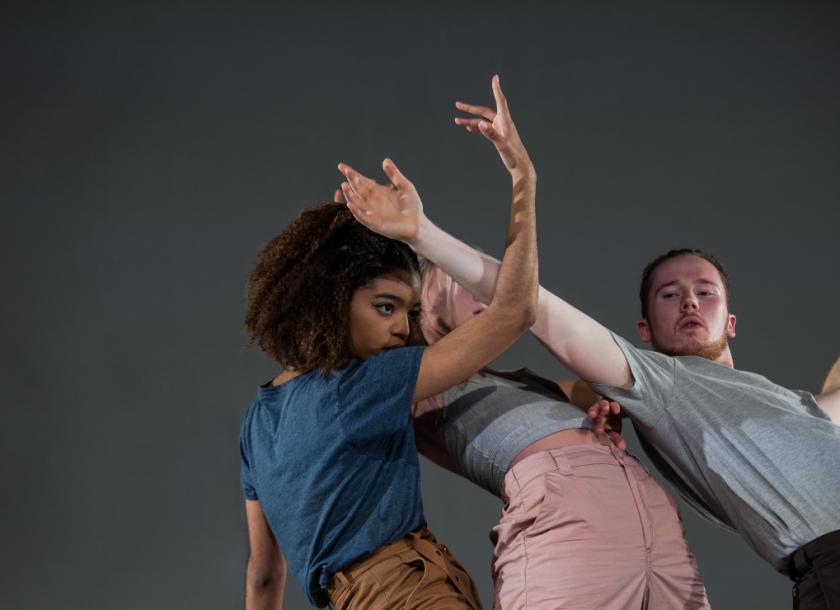 Trio of Dancers