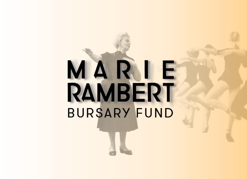 Marie Rambert Graphic